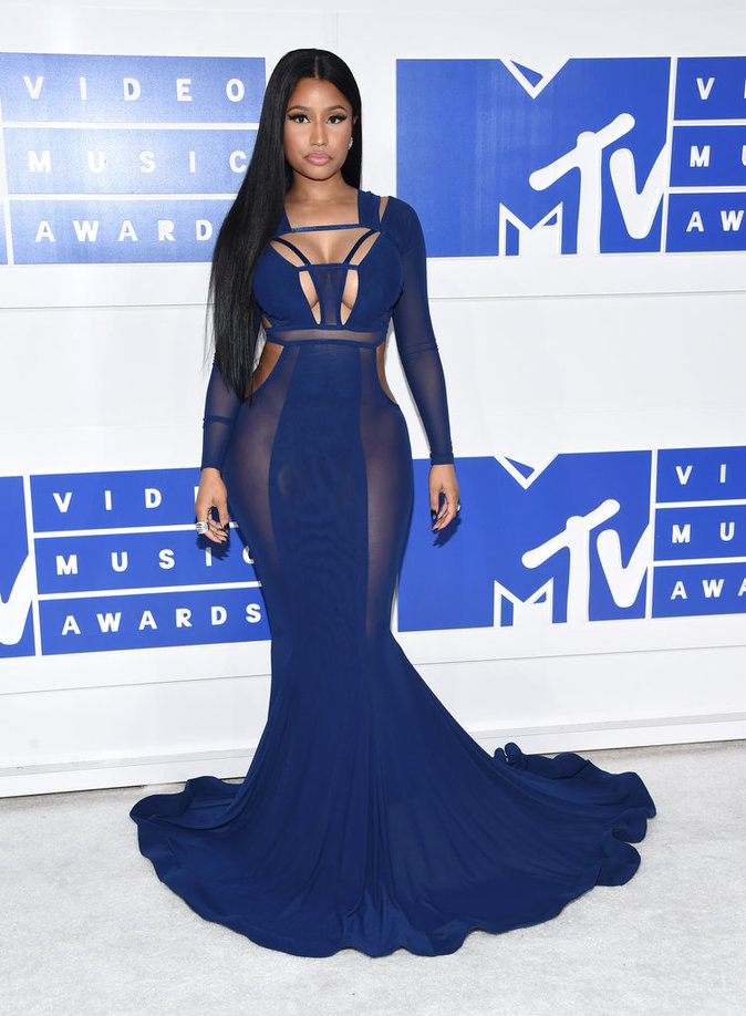 Photos : MTV VMA's 2016 : Nicki Minaj et Meek Mill : une rupture, quelle rupture ?