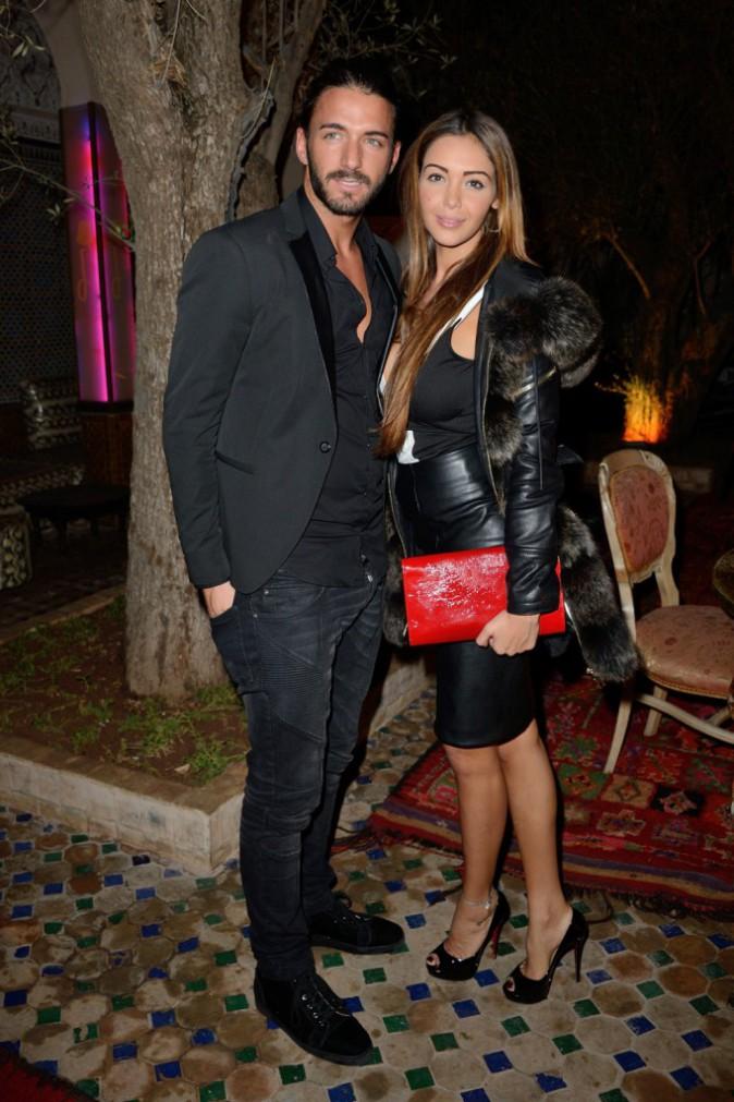 Thomas et Nabilla