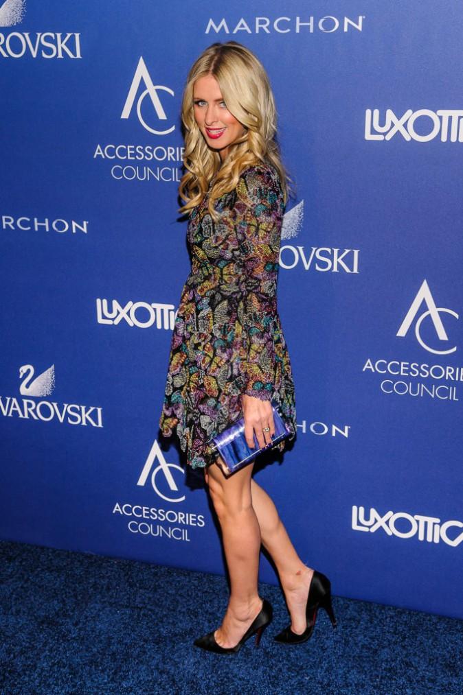 Nicky Hilton le 3 novembre 2014