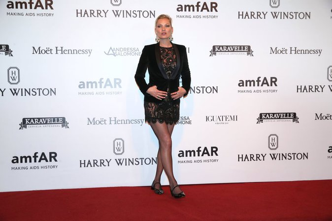 Photos : Naomi Campbell éclipse Kate Moss au gala de l'amfAR !