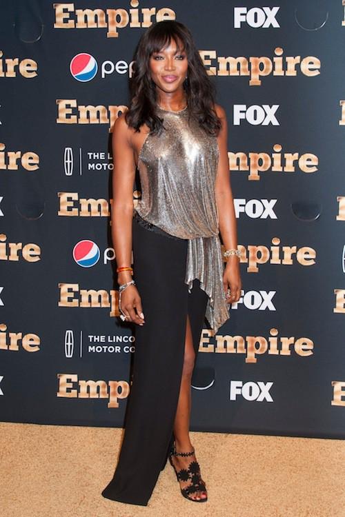 Photos : Naomi Campbell et Taraji P. Henson : les déesses d'Empire de retour !