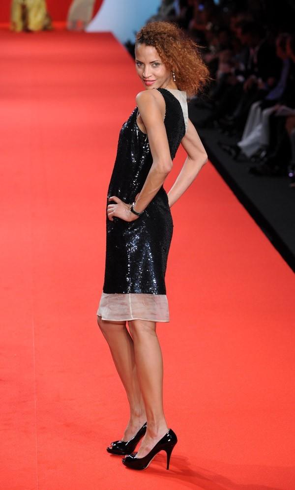 Notre frenchie Noémie Lenoir a répondu présente à l'appel de Naomi Campbell !