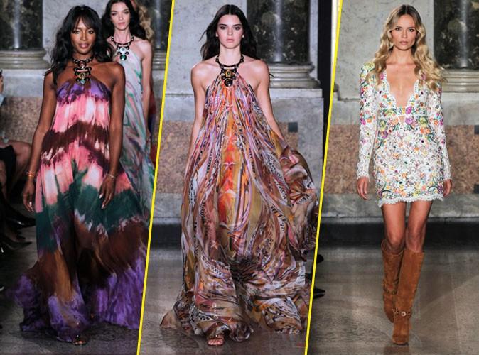 Photos : Naomi Campbell, Kendall Jenner, Natasha Poly…: les stars du défilé Pucci, ce sont elles !