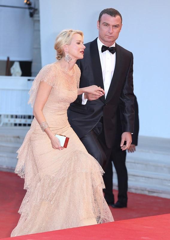 Le couple arrive à la Mostra de Venise !