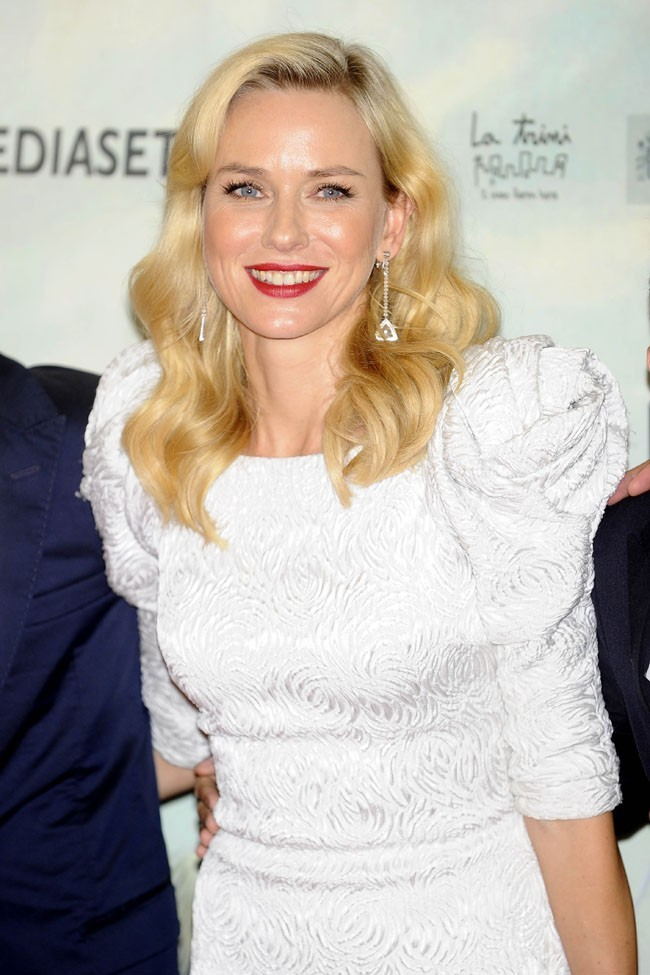 Naomi Watts le 8 octobre 2012 à Madrid