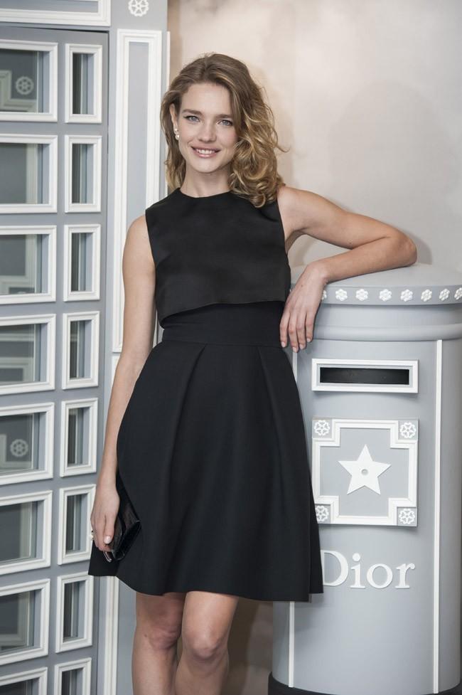 Natalia Vodianova le 14 mars 2013 à Londres