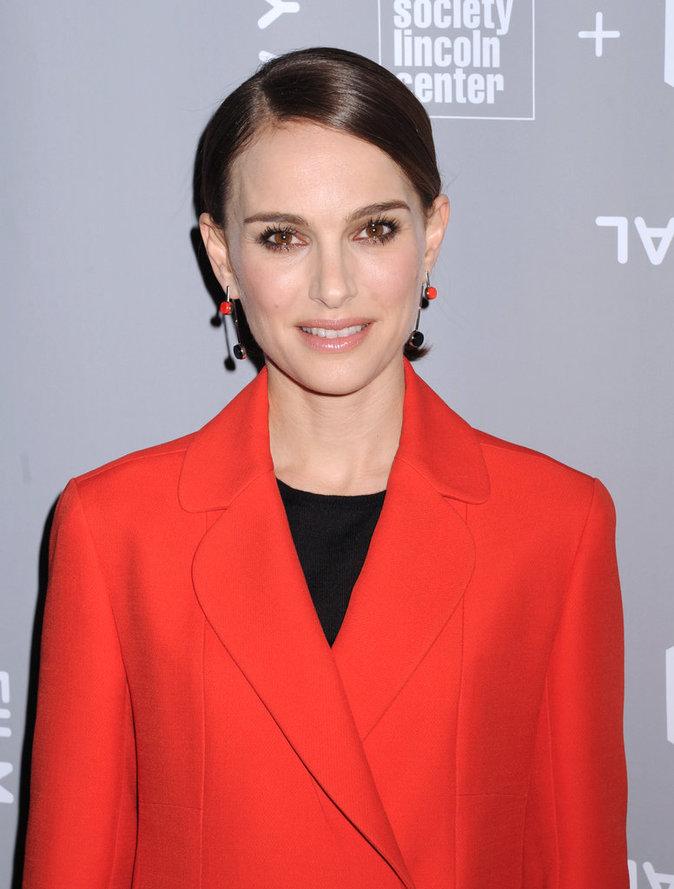 Natalie Portman est une fashionista