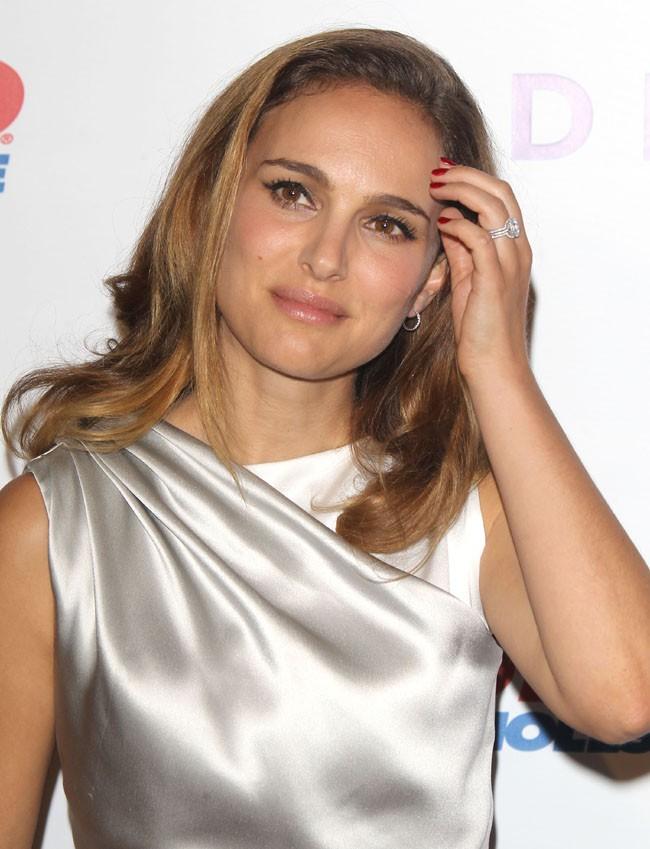 Natalie Portman à Los Angeles le 11 octobre 2014