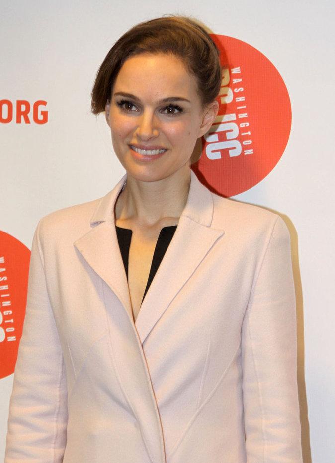 Natalie Portman a ébloui l'assemblée