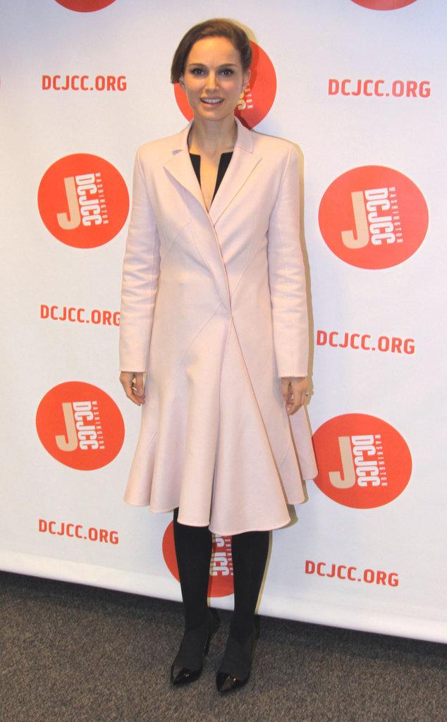 Natalie Portman est sublime à la première de son film à Maryland
