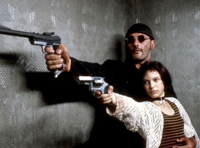 Natalie Portman en 1994 dans Léon