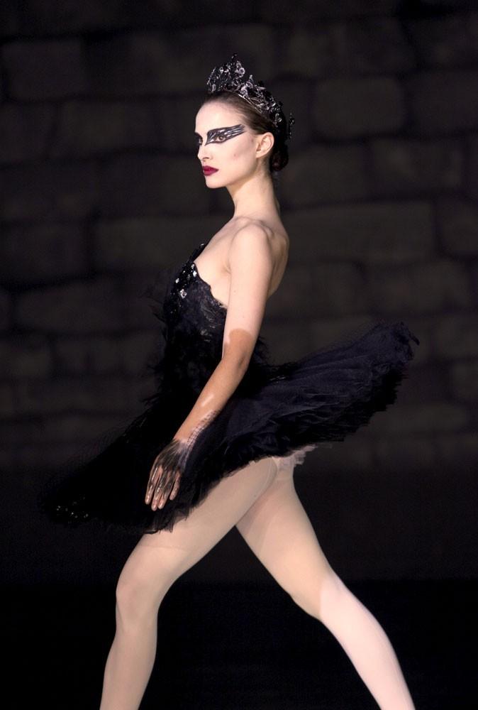 Natalie Portman en 2010 dans Black Swan