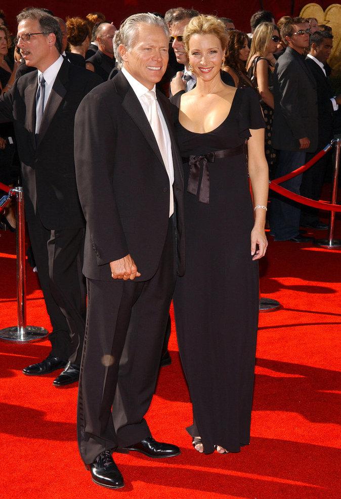 Lisa Kudrow et Michel Stern