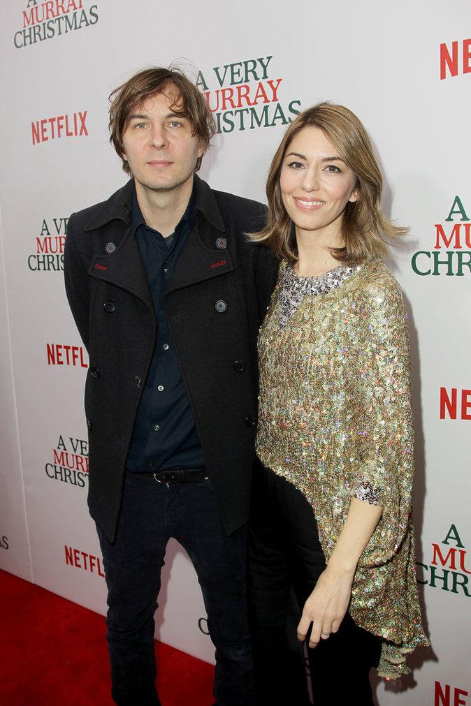 Sofia Coppola et Thomas Mars
