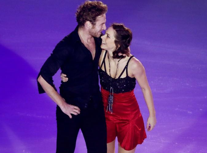 Nathalie Péchalat : la finaliste de Danse avec les stars heureuse de retrouver la glace et Fabian !