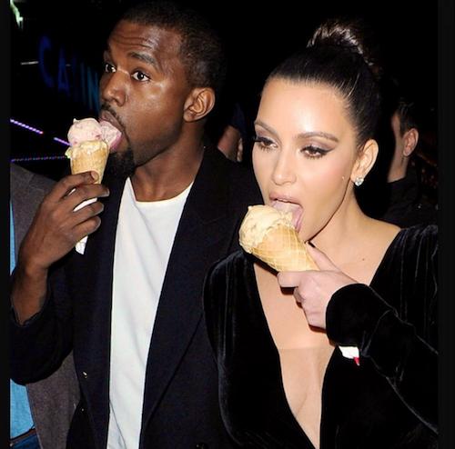 Photos : nausées, gourmandise et business trip... Kim Kardashian est sur tous les fronts !