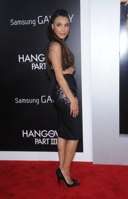 Naya Rivera le 20 mai 2013 à Westwood, en Californie