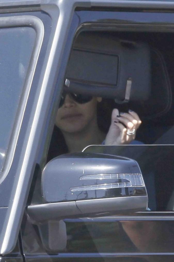 Naya Rivera : elle se fait contrôler pour excès de vitesse !