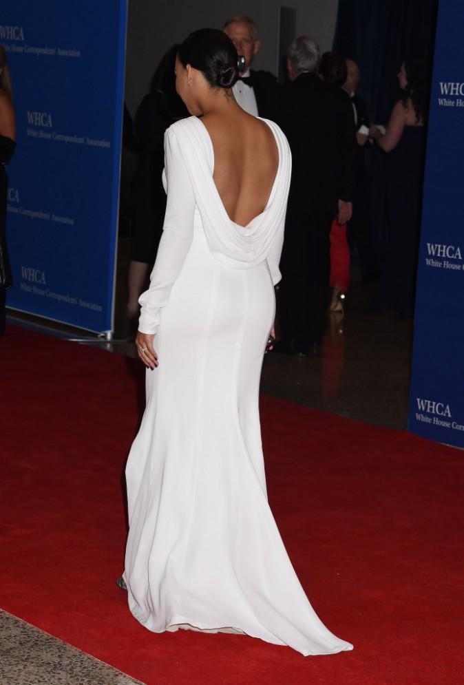 Naya Rivera le 25 avril 2015