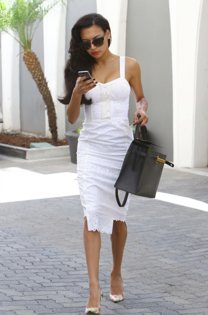 Naya Rivera, bien préoccupée ce mercredi 13 août !