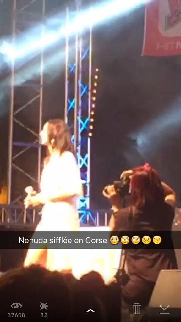 Photos : Nehuda : un concert en Corse qui dégénère...