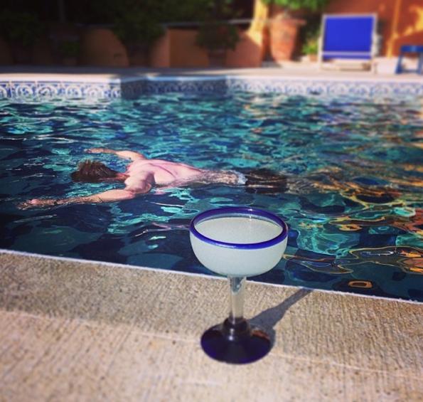 Photos : Neil Patrick Harris : margaritas à gogo sous le soleil de Mexico !