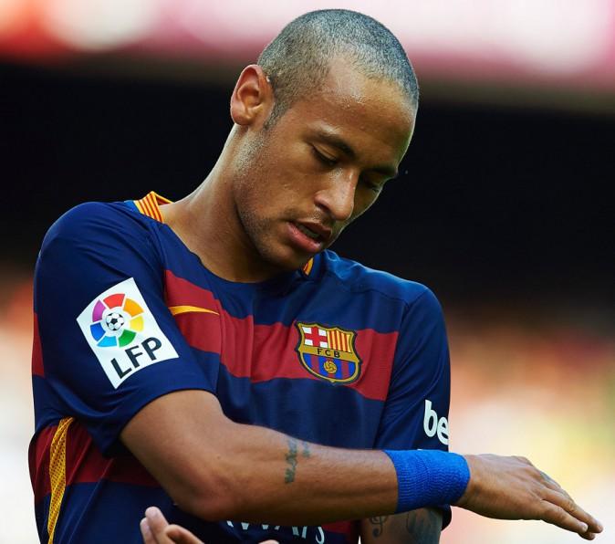 Neymar maintenant