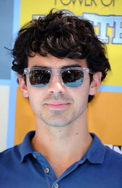 Nick Jonas, Los Angeles, 15 septembre 2012.