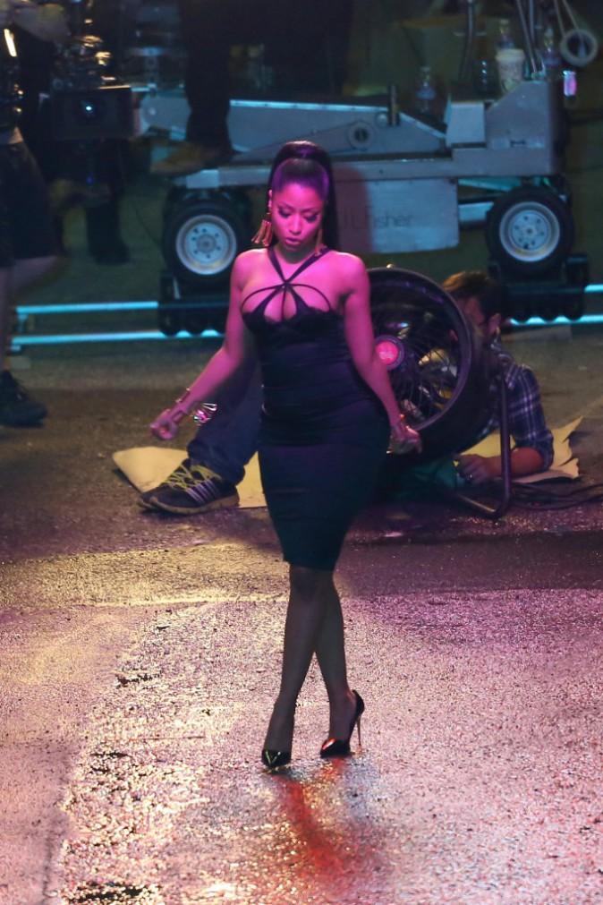 Nicki Minaj le 12 mars 2015