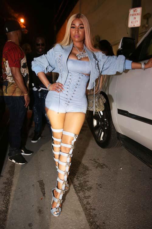 Nicki Minaj : c'est quoi ce look ?