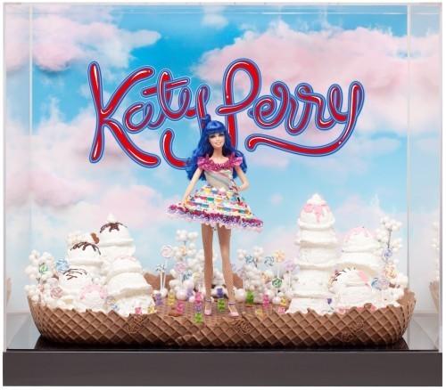 Katy Perry et son univers sucré !