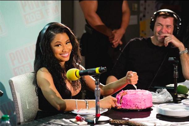 """Nicki Minaj : """"je veux un petit bébé tout gros"""" !"""