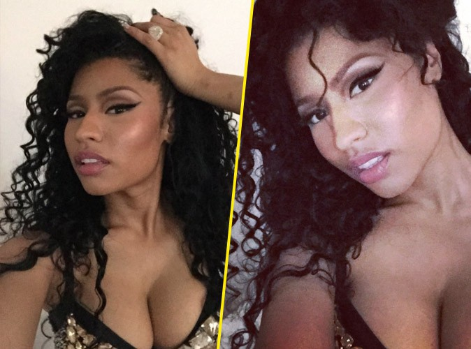 Nicki Minaj le 8 juillet 2015
