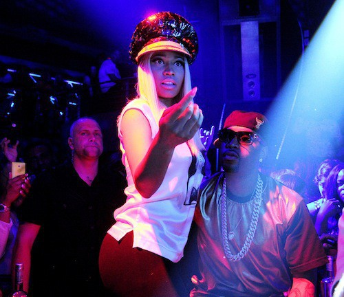 Photos : Nicki Minaj : une party girl au top à Miami !