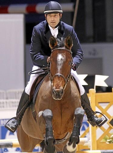 """""""L'équitation c'est indispensable à mon équilibre"""""""