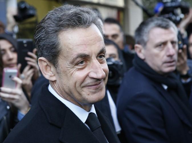 Nicolas Sarkozy : a voté !