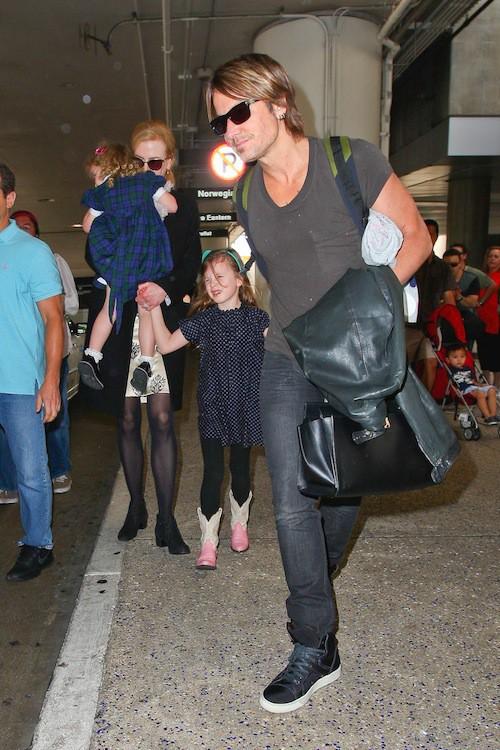 Photos : Nicole Kidman : en mode famille modèle, elle dissipe les doutes sur son couple !