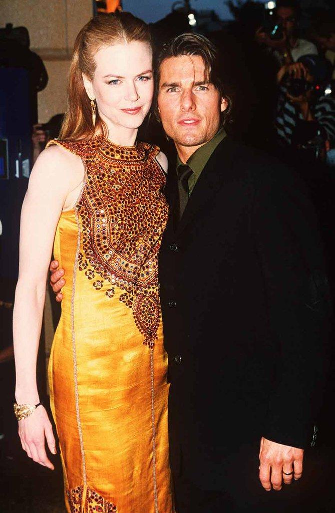 Nicole Kidman et Tom Cruise ont été en couple entre 1990 et 2001