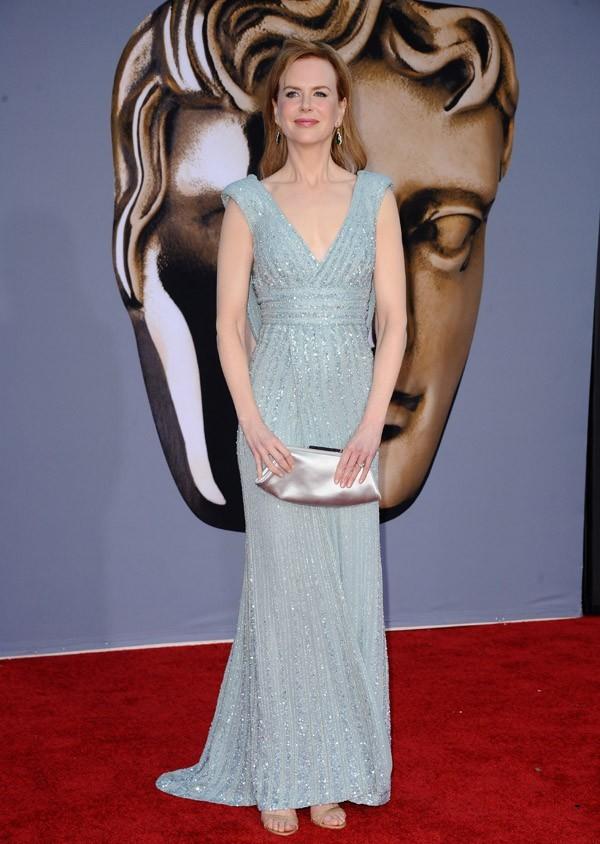 Nicole Kidman a fait dans le brillant !