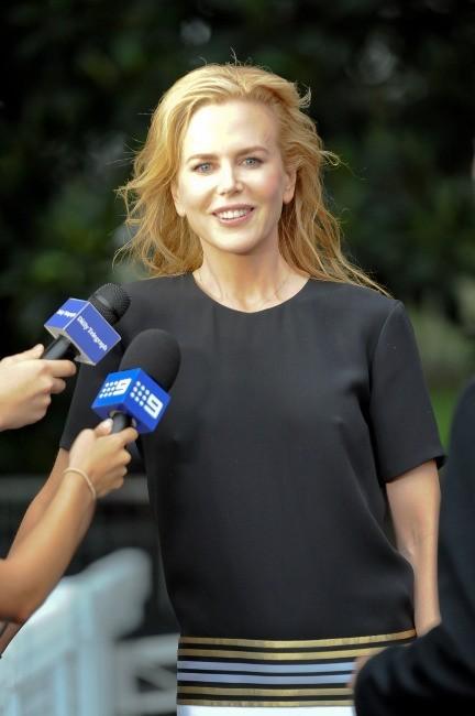 Nicole Kidman lors du festival Tropfest 2012 à Sydney, le 19 février 2012.