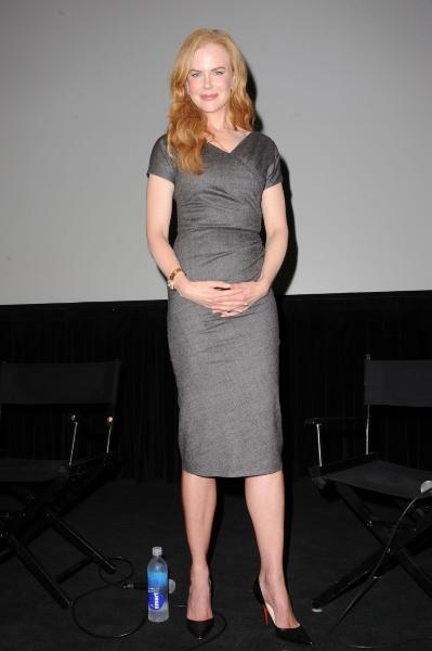 Nicole Kidman lors de la conférence de presse du film Paperboy à New York, le 3 octobre 2012.