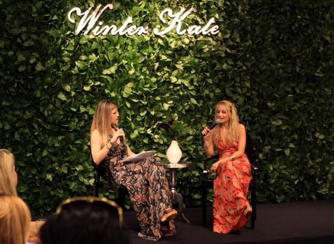 Nicole Richie présente ses dernières créations