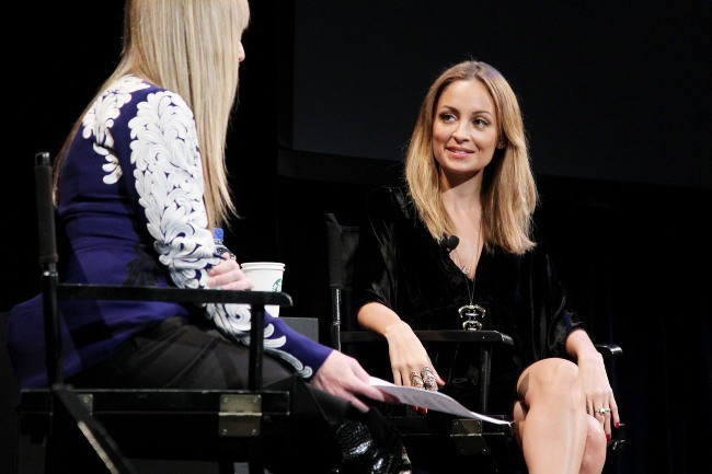 Nicole Richie le 20 octobre 2012 à New York
