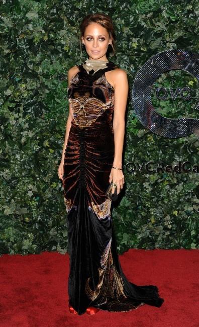 Nicole Richie le 22 février 2013 à Los Angeles