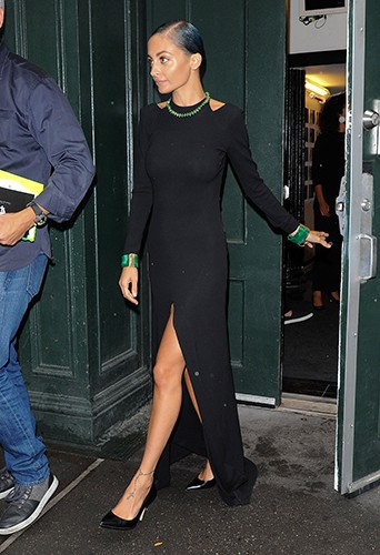 Nicole Richie à New York le 13 septembre 2014