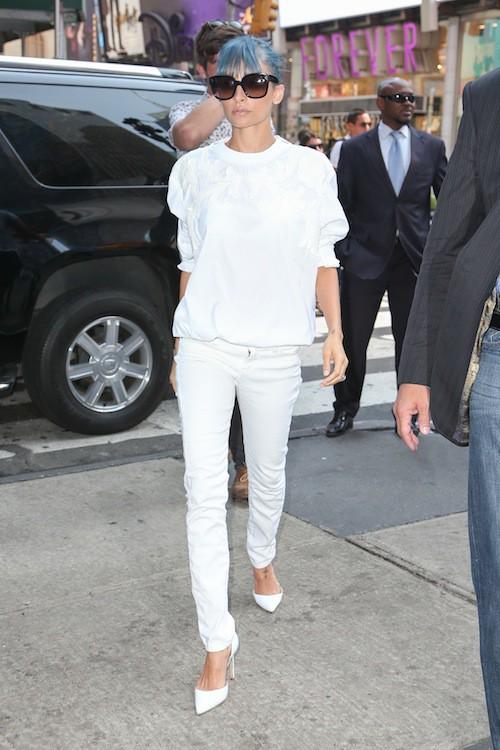 Photos : Nicole Richie : elle sort tout son dressing en une journée pour la promo de sa téléréalité !