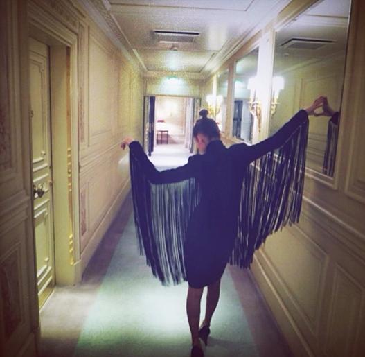 Photos : Nicole Richie : escapade stylée à Paris pour fêter l'anniversaire d'une amie !