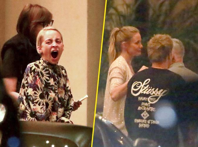 Nicole Richie : fatiguée des repas de famille avec Cameron Diaz et Benji Madden ?