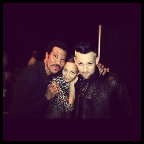 Lionel, Nicole et Joel