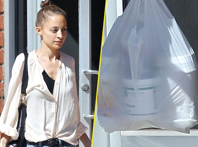 Nicole Richie : la skinny girl repérée en train de faire le plein de compléments alimentaires !